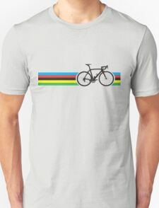Bike Stripes World Road Race Champion T-Shirt