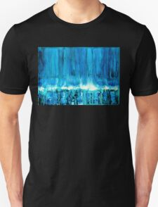 Breakers off Point Reyes original painting T-Shirt