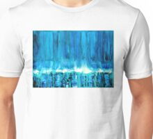 Breakers off Point Reyes original painting Unisex T-Shirt