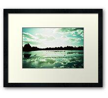 Mercury Days Framed Print