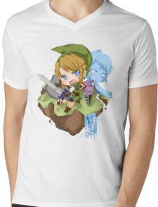 The Hero Mens V-Neck T-Shirt