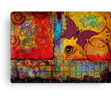 Creative FREEDOM Canvas Print