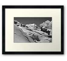 Castor and Pollux Framed Print