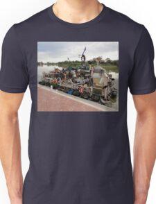 Unique Houseboat, Renmark, South Australia 2011 Unisex T-Shirt