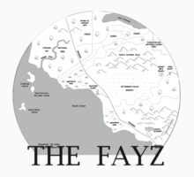The FAYZ Map by Shaakirah Iqbal