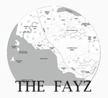 The FAYZ Map by Shaakirah Iqbal