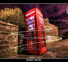 Beam Me Up Scotty ! || The Tardis's Backup.. by Anir Pandit