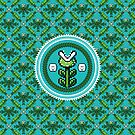 8-bit Deco by BubbleGun