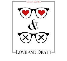 Love and Death Photographic Print