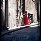 Italian Muse by MarceloPaz