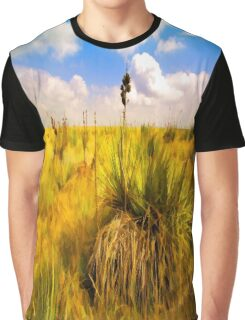 """Panhandle Plains of Oklahoma"" Graphic T-Shirt"
