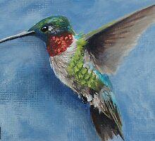 Hummingbird by karenhetzer