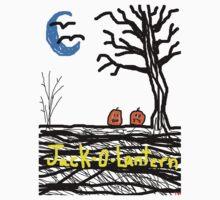 halloween jack o lantern Tia Knight Kids Clothes
