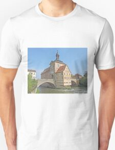 Town Hall in the Regnitz T-Shirt