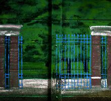 Park Entrance Wall Art by patjila