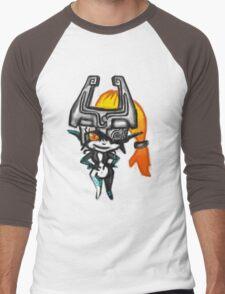 Sassy Midna Men's Baseball ¾ T-Shirt