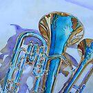 Brass Candy Trio by JennyArmitage