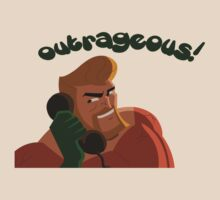 OUTRAGEOUS! by Samantha Root