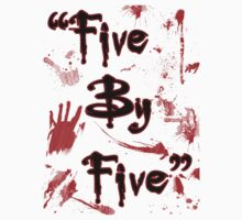 Five By Five Kids Tee