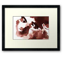 Ambrosia Waters Framed Print