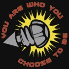 "Iron Giant ""You Are Who You Choose To Be""  by BUB THE ZOMBIE"