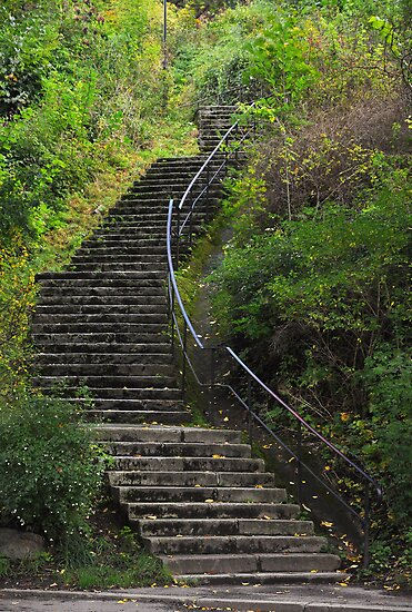 Never Ending Stairs by Madeleine Forsberg