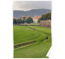 Lucca sights Poster