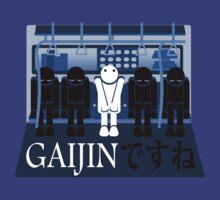 Gaijin in Tokyo by Brandon De VITO