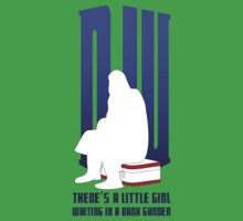 There is a little girl waiting... Kids Tee