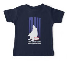 There is a little girl waiting... Baby Tee