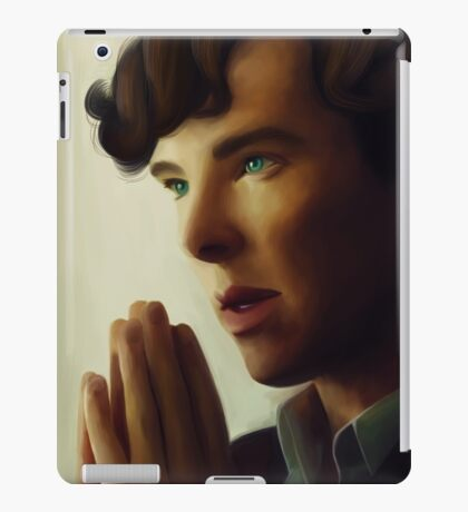 Sherlock - Think iPad Case/Skin