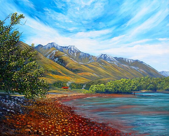 Glenorchy  by HelenBlair