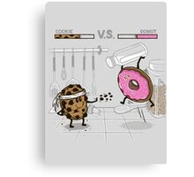 Duelicious Canvas Print