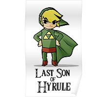 The Last Son of Hyrule Poster
