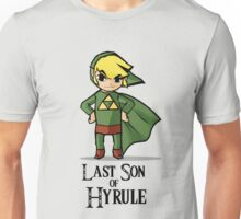 The Last Son of Hyrule Unisex T-Shirt