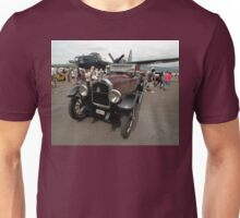 Vintage Car @ Albion Park Airshow 2010 Unisex T-Shirt