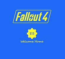 Fallout 4 Welcome Home by Crypto5555
