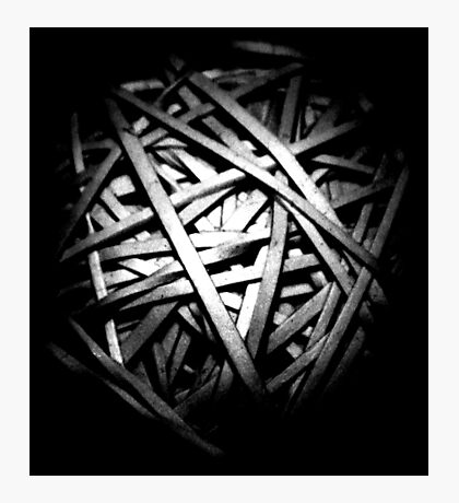 Knotted Up Inside Photographic Print