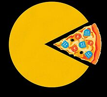 Pizza-man by palitosci