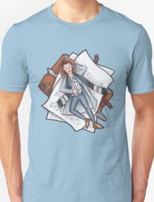 I Want to Write You a Song H T-Shirt