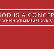 God is a Concept - John Lennon by rhodri100