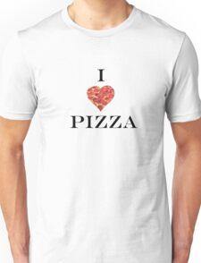 I Heart Pizza Unisex T-Shirt