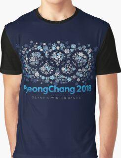 PyeongChang 2018 Olympic Winter Games Graphic T-Shirt