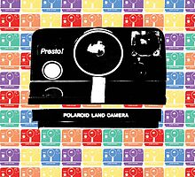 Polaroid Love: Rainbow Edition by arielphoebe