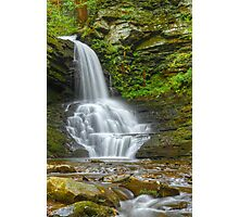 Lower Bridesmaid's Falls Photographic Print