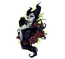Maleficent Photographic Print