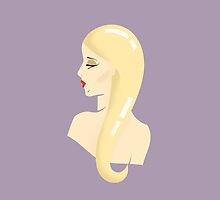 Iggy - Art Deco Style by Emily Brown