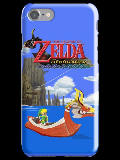The Legend Of Zelda The Wind Waker  by KillerBeeCan