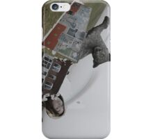 The World Has Turned iPhone Case/Skin