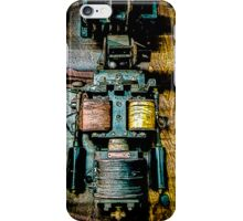 Contact .... Standby iPhone Case/Skin
